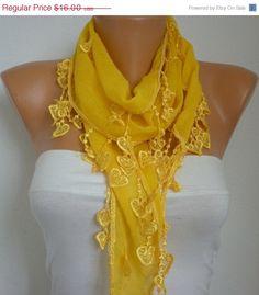 Scarves & Fashion - Scarf Shawl