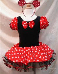 Minnie Mouse Dress... :D