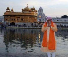 PM #Modi pays homage to martyrs, #visits #Golden #Temple http://www.gujaratheadline.com/pm-modi-pays-homage-to-martyrs-visits-golden-temple/