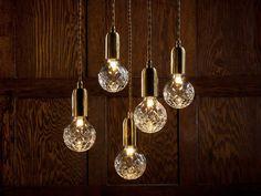 Lee Broom Vintage Crystal Bulbs