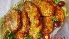 Labužnícke rezne: Keď nestíham obaľovať, toto mám hotové za minútku a všetci doma to milujú! Polish Recipes, Polish Food, Pork Dishes, Tandoori Chicken, Chicken Wings, Catering, Chicken Recipes, Good Food, Food And Drink