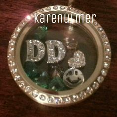 Duck Dynasty origami owl living locket.