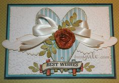 cReAtE with bReN yULe ~ tHe iNsPiRaTiOn InStiTuTe: Simply Inspired Embossing Folders Blog Hop