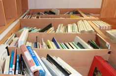Foto 17: En la estantería.