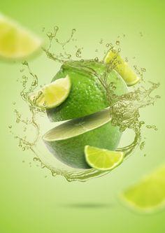 New Fruit Juice Bar Design Behance Ideas Juice Menu, Juice Ad, Fruit Juice, Splash Photography, Fruit Photography, Levitation Photography, Juice Bar Design, Technique Photo, Fruit Splash