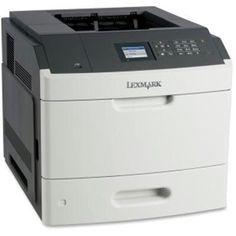 Lexmark Laser Printer - Monochrome - 1200 x 1200 dpi Print - Plain Paper Print - Desktop - 63 ppm Mono Print - 650 sheets Standard Input Capacity - 275000 Duty Cycle - Automatic Duplex Print - LCD - Ethernet - USB Printer Scanner, Inkjet Printer, Microsoft Windows, Hp Laser Printer, Printers On Sale, Usb, Computer Accessories, All In One, Washing Machine