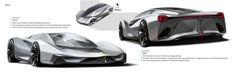 2040 Ferrari 'Mutua' concept on Behance