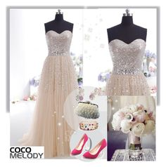 """""""Coco Melody XI"""" by majagirls ❤ liked on Polyvore featuring modern, women's clothing, women, female, woman, misses, juniors and Cocomelody"""