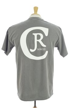 The Classic Collection Tee in Light Gray