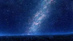 Night Stars Wallpaper Background