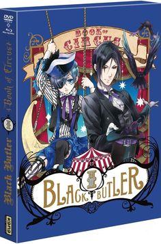 Black Butler : Book of Circus - Vol. 1 - BLU-RAY