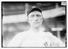 Doc Cook, New York AL, at Polo Grounds, NY
