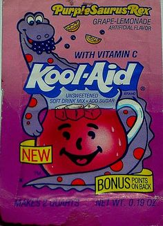 The BEST kool aid flavor...ever