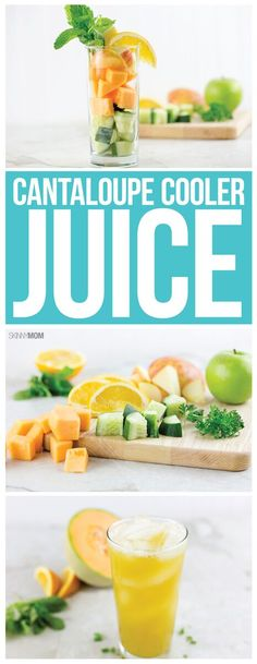Here's the perfect juicing recipe!