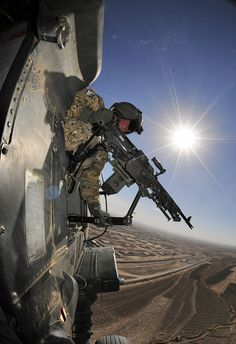 Security from above by The U.S. Army, via Flickr