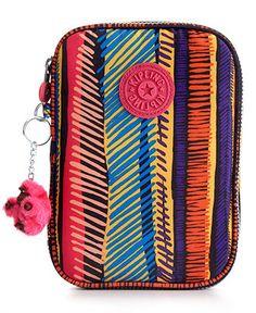 For the travel writer #kipling #pencase #travel #macys BUY NOW!