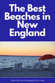 With lots of Atlantic coastline, New England offers plenty of beaches for vacationers and locals. Here are the best New England Beaches. Best Vacation Spots, Best Vacations, England Beaches, New England Travel, New Hampshire, Travel With Kids, Rhode Island, Massachusetts, Summer Beach