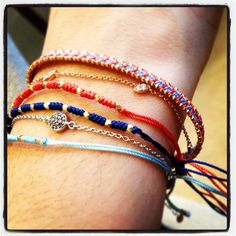 The #new Stones and Skinnies bracelets have arrived @Sherry Harrison Fink-nottle #jewellery #designer #jewelry #gopreciouseveryday
