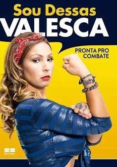 #VEJA Valesca lançará autobiografia na Bienal do Livro de SP via ParouTudo http://ift.tt/2azIRry #Raynniere #Makepeace
