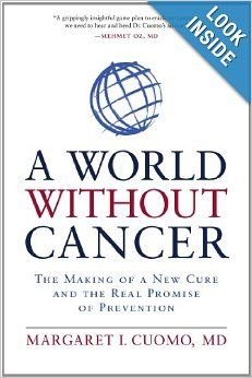NYC MD's book details how to cure cancer: by preventing it!