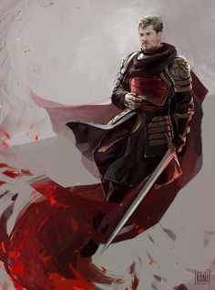 Jaime Lannister by Koni-art on DeviantArt - Fashionhome Game Of Thrones Jokes, Game Of Thrones Episodes, Jaime Lannister, Lannister Family, Game Of Thrones Artwork, Cersei And Jaime, Game Of Trones, Cute Couple Pictures, Fantasy Warrior