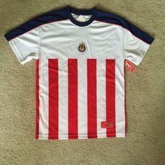 Las Chivas de Guadalajara Soccer Jersey Official Product Made in Mexico