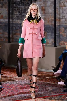 Gucci Resort 2016 - The Cut