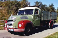 Gräf & Stift Steyr, Semi Trailer, Busses, Car Brands, Commercial Vehicle, Vintage Trucks, Bmw, Classic Trucks, Heavy Equipment