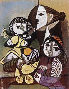 """Pablo Picasso, """"Françoise Gilot"""""""