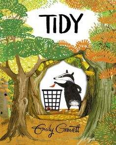 Pete the badger learns that being tidy isn't always the best thing in this save-the-environment picture book from award-winning author and illustrator Emily...