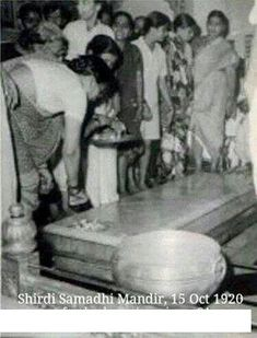 + Baba Samadhi Mandir in the year 1918 (Sai Baba left his body on 15 October 1918) Some of the Articles used by Shri Sadguru Shirdi Sai baba are below listed and they are restored in the museum in shirdi temple: Tumblers are used by SaiBaba to have liquid food while begging in shirdi streets.. Baba used …