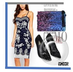 """""""YOINS 20 http://yoins.me/1PrM4be"""" by ajsajunuzovic ❤ liked on Polyvore featuring outfit, chic, fab and yoins"""