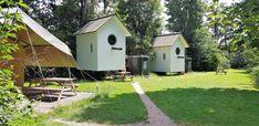 Bijzonder overnachten met kinderen in Nederland - Gezin op Reis Days Out With Kids, Hostel, Places To Visit, Shed, Camping, Outdoor Structures, Explore, Outdoor Decor, Holiday