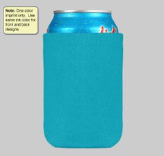 Personalized Koozies for Welcome Bag