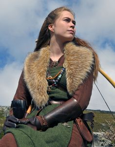 Viking women were proud, equal partners to their men, and according to the anglo-saxon monk Bede, despised the the dirty, stinking, foul languaged, christians with their uggly, shaven, eggheads! If only modern women had better taste in men!!!