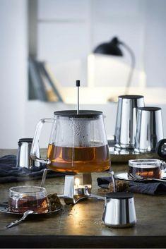 WMF Teekanne für gemütlichen Teegenuss. Ideal, wenn die Tage draußen rauer werden! #herbst #tee #teezeit #gemütlich