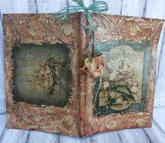 Martinel: A book decoration - Декорация на книга за регистрация