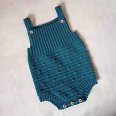 Just finished this cute baby romper Lovely pattern by Crochet Romper, Baby Romper Pattern, Baby Boy Romper, Crochet One Piece, Crochet For Boys, Baby Outfits, Kids Outfits, Boy Crochet Patterns, Rompers For Kids