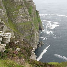 Check out this slideshow A Drive Around a Dramatic Headland in this list 29 Breathtaking Cliffs To See In Your Lifetime