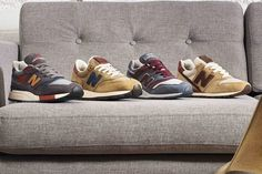 NEW BALANCE MADE IN USA « MID-CENTURY MODERN »