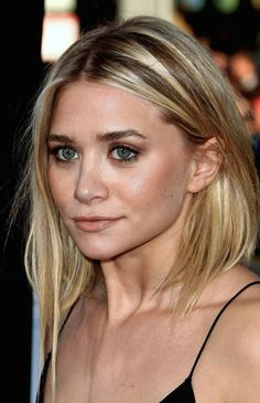 7 Times The Olsen Twins Rocked Straight Hair