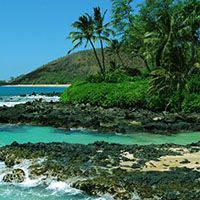 Dream Vacation contest  for the month of April will be sending a few lucky individuals to the   island paradise of Maui simply for entering a free drawing -
