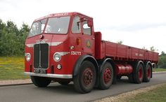 1949 Leyland Octopus - British Road Services