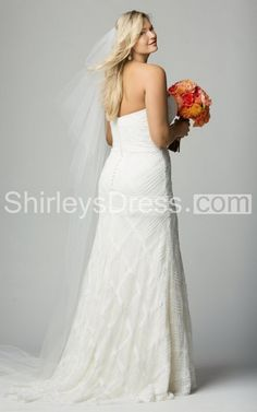 Attractive Sweetheart Long Dress With Ruched Bodice