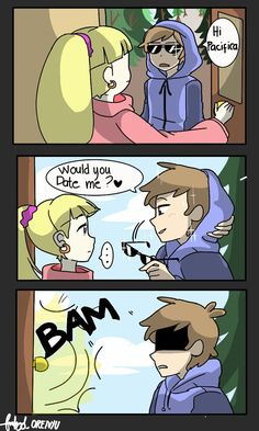 GF: Nice Try Comic by Orenyu on DeviantArt