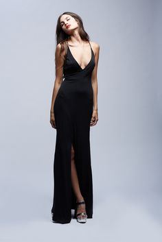 RAQUEL MAXI SLIP DRESS