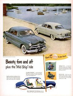 1949 Ford advertisement