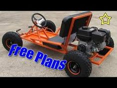 Image result for go kart plans free download