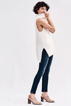 Pilcro Stet Mid-Rise Jeans - anthropologie.com