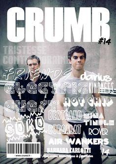 Crumb Magazine Cover!